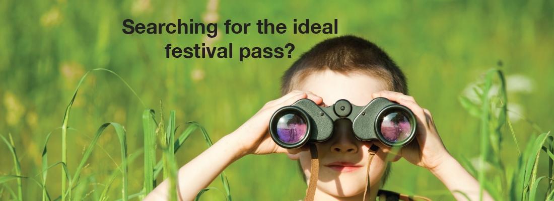Festival Pass Blog