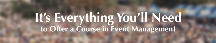 Event Management Course